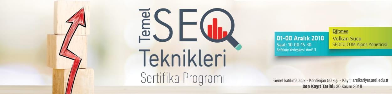Temel SEO Teknikleri Sertifika Programı